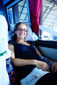 3 - finalement un bus plutot bien comfy