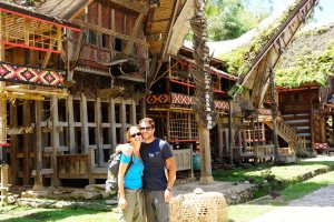 5 - the tana toraja traditional house