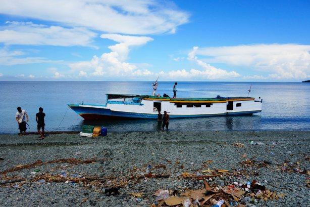 1 - notre bateau pour les toggian