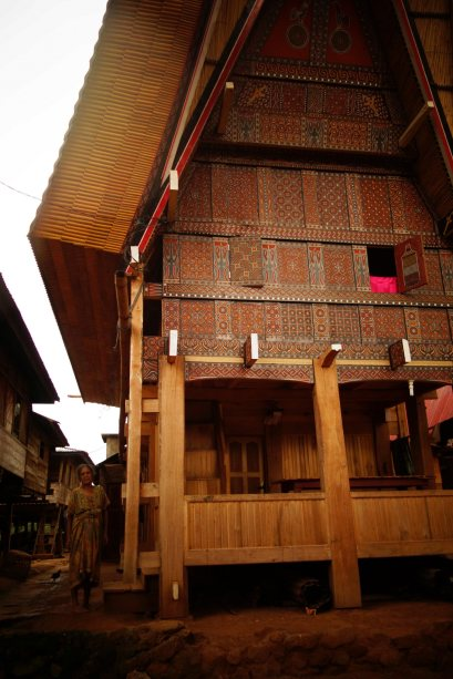 19 - the tana toraja house