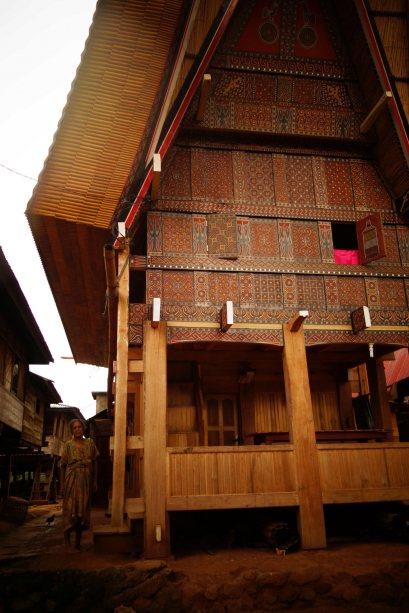 19 - the tana toraja house