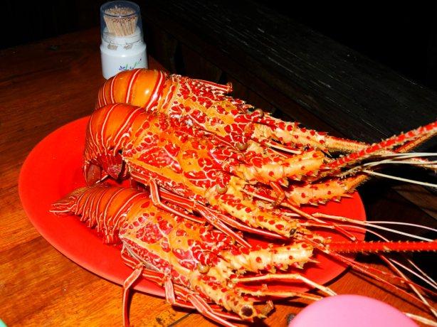 20 - notre diner de lobsters