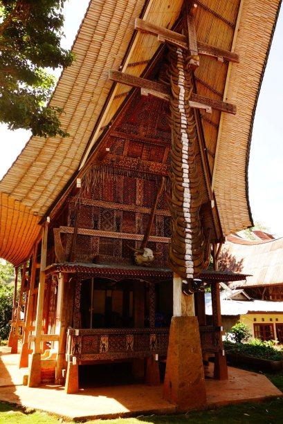 28 - another toraja house parmi tant d'autre