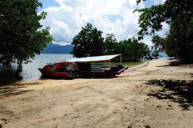 8 - le resort, maree basse