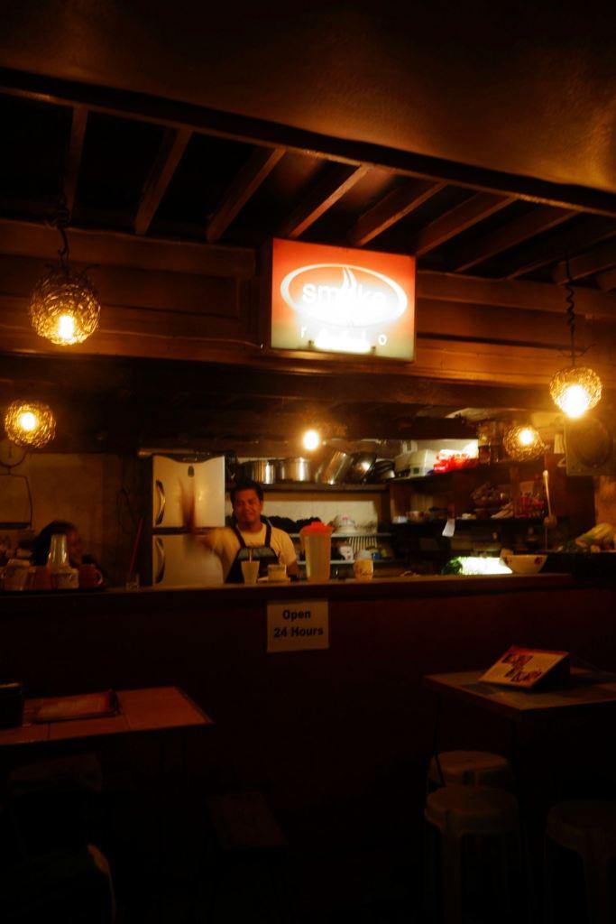 11 - smoke restaurant