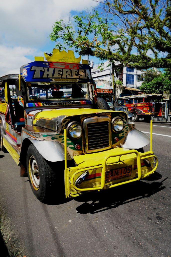 2 - les jeepneys ou taxis communs