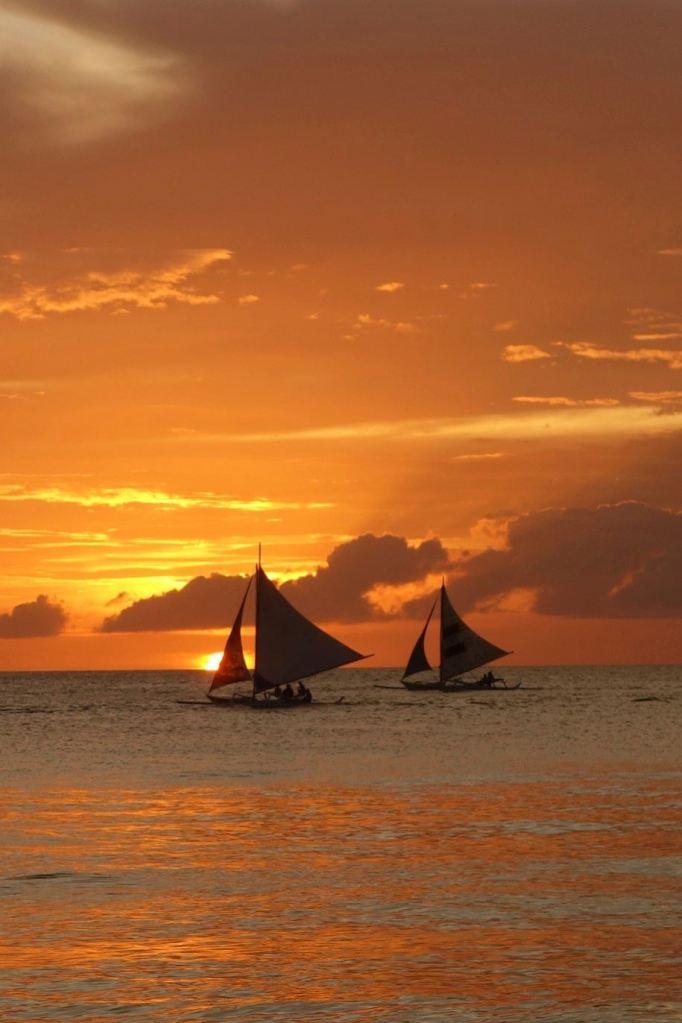 8 - sunset again