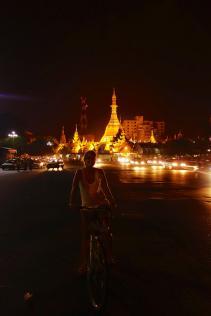 Sule Paya Pagoda