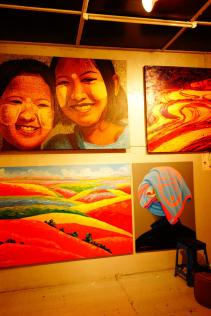 The Taw Win art gallery