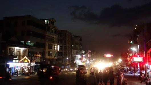 Bago by night