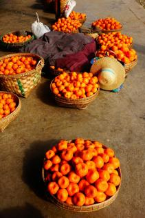 Mandarines loads