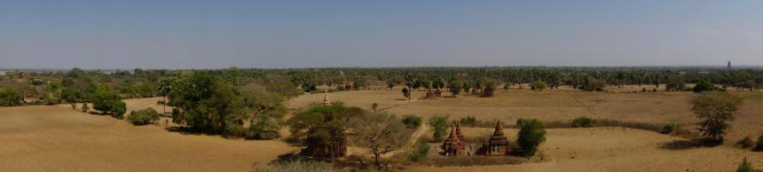 50 - View from Budeli temple
