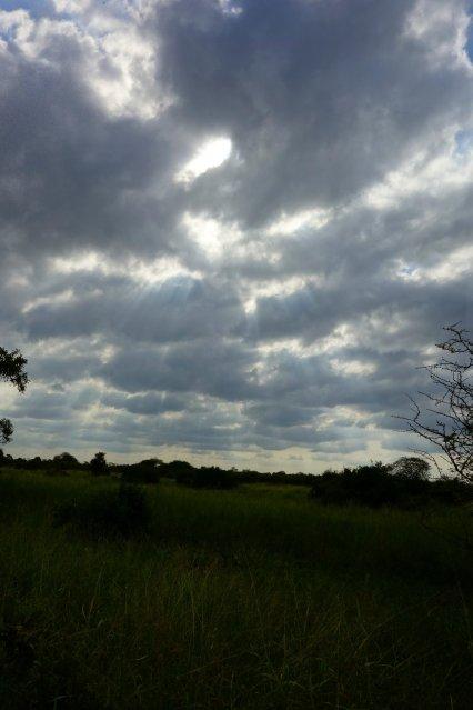 Overcast...