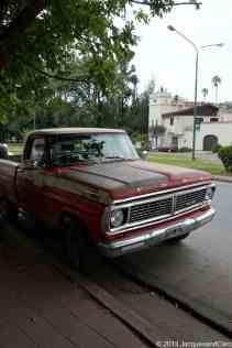 Vintage Ford Pick-up