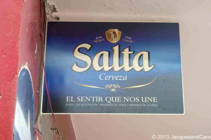 Welcome to Salta