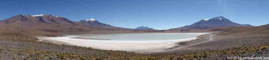 La Laguna Charcola