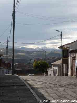 Sucre street.