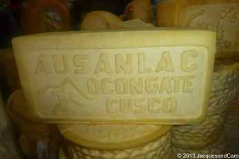 Local cheese, isn't beautiful?