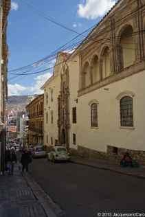 La Paz street