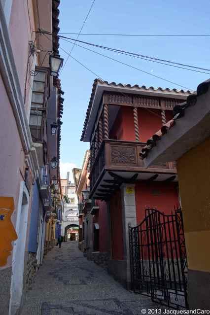 Calle Jaen