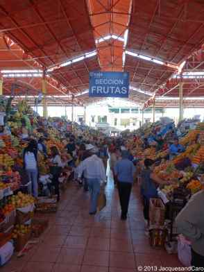 Overview of Arequipa market