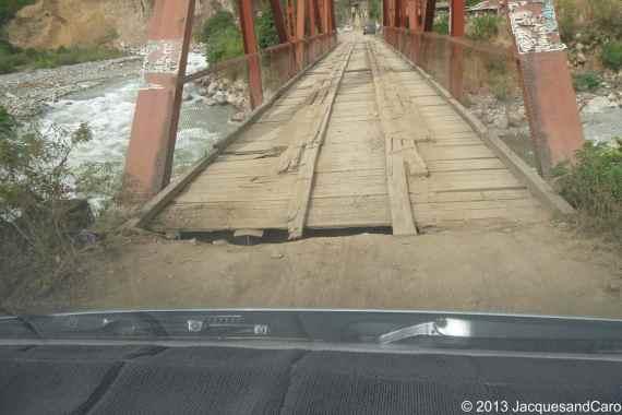 Is it the safest bridge to cross?