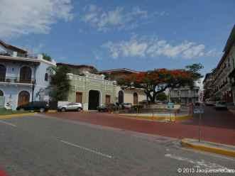 Casco Viejo entrance