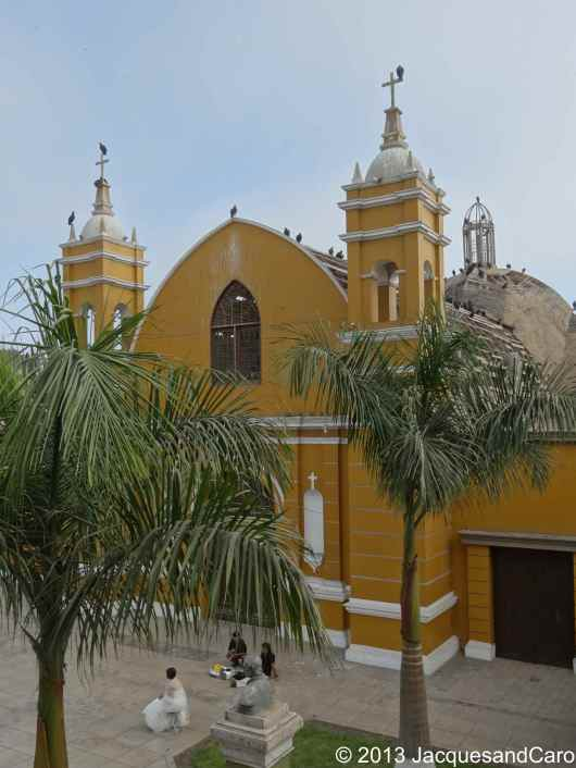 Barranco church