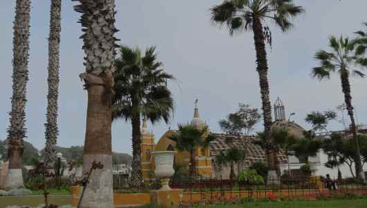 Barranco church