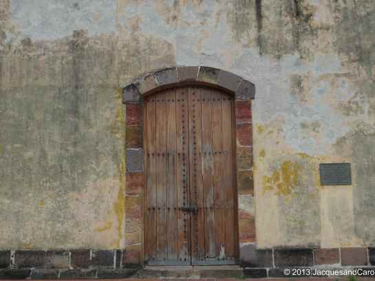 Beautiful door in Casco Viejo