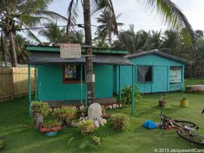 The coconut bread bakery