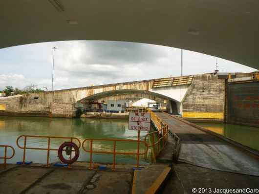 Crossing of Panama Canal. Did you know that Nicaragua has signed off with a Chinese company to build a new canal?