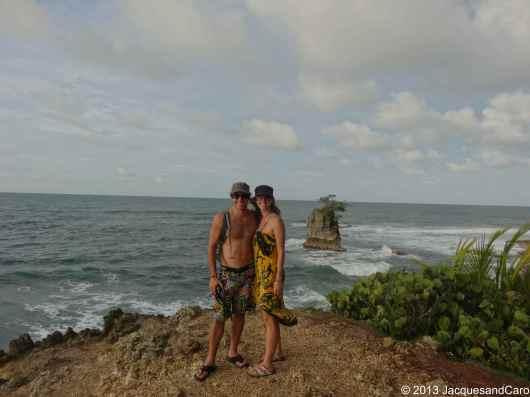Us from Punta Manzanillo