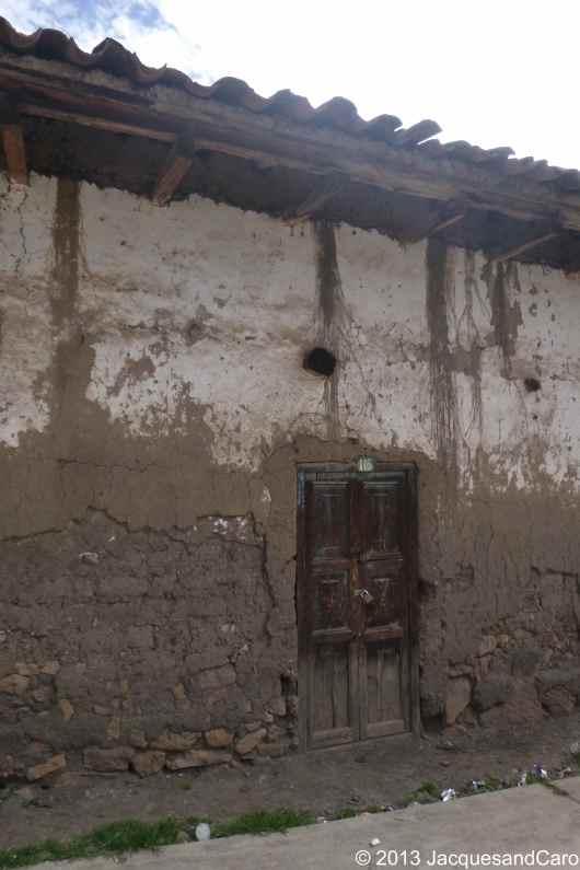 House door in Llmac