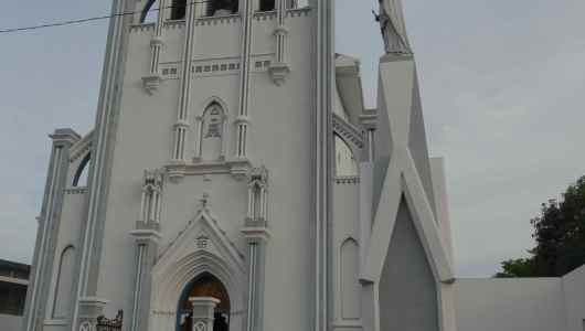San Juan Bosco church