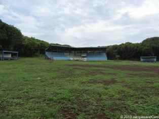 The base-ball field