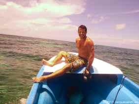 Ready to snorkel