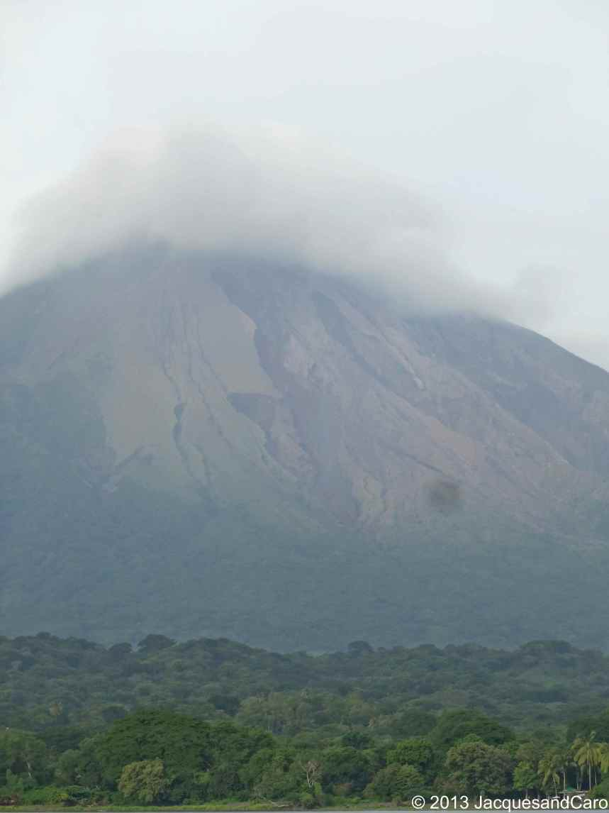 The biggest volcano of the Island: La concepcion
