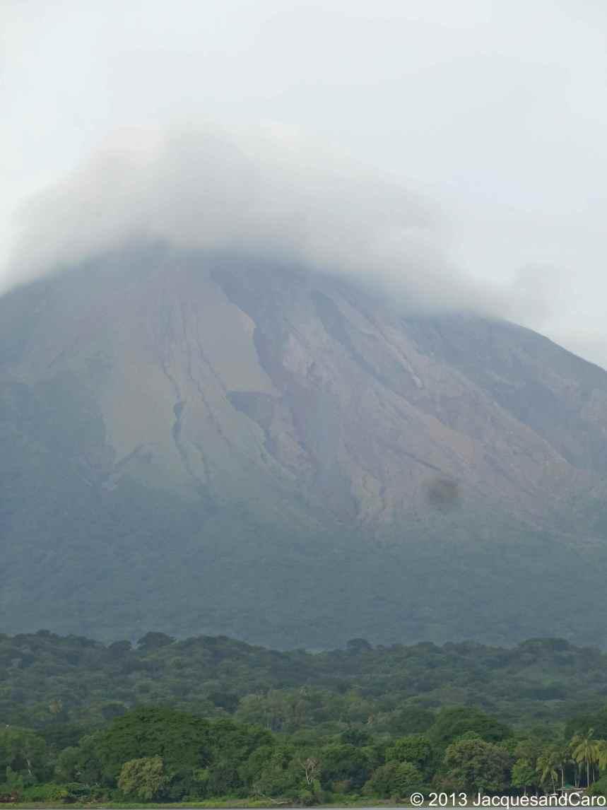 The biggest volcano of the Island: La concepcion