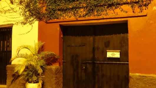 Nice doorway