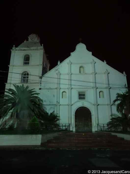 Another church in Choluteca
