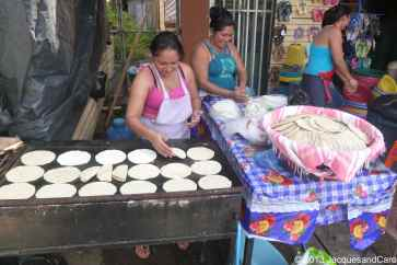 On the Salvado side, it is tortillas time… with cheese