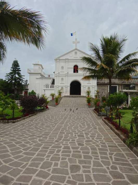 San Pedro La Laguna church