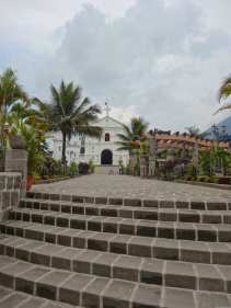 San Pedro La Laguna main church and square