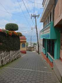 Streets of San Pedro La Laguna, where there is no much to do...